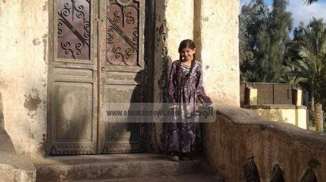 الطفلة يارا ابنة آيتن عامر في