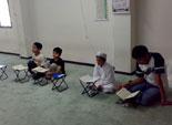 جمعية الشبان تكرم 40 طفلا من حفظة القران الكريم بالوادي الجديد