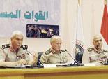 القبض على مواطن بتهمة توزيع منشورات مناهضة للمجلس العسكرى