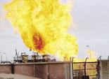 عاجل| إصابة شخصين في انفجار خط غاز بطريق