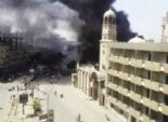 الكنيسة القبطية في لبنان تدين الاعتداء على الكنائس وتطالب بوضع الإخوان بقائمة الإرهاب