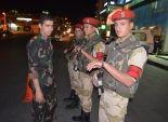 انتهاء الحملة الأمنية جنوب الشيخ زويد ورفح وعودة الاتصالات