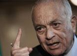 الأمين العام لجامعة الدول العربية يستقبل المبعوث الأممي إلى سوريا