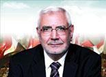 «أبوالفتوح» فى ضيافة «الصوفية» غداً.. و«القصبى»: سنعلن مرشحنا قريباً