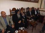 احتواء الأزمة بين محافظ الفيوم وأهالي ضحايا قطار دهشور