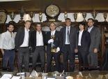 النسخة الأصلية لكأس العالم للأندية تصل القاهرة