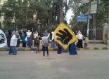 عاجل| طالبات الإخوان يقطعن شارع يوسف عباس أمام جامعة الأزهر
