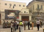 إحباط محاولة اقتحام مركز شرطة أبو حمص لتهريب مساجين