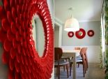 بالصور| استخدمي الملاعق البلاستيكية في ابتكار أفكار جديدة للديكور