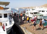 استياء العاملين بالقطاع السياحى بالبحر الأحمر لعدم المشاركة فى الانتخابات