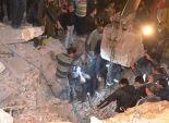 مصرع طفلة وإصابة 4 آخرين في إنهيار منزل بسوهاج