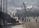 عاجل| عناصر إخوانية تشعل النار في كوبري جامعة المنصورة.. والسائقون يطاردونهم