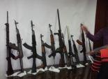قبيلة الحويطات بالسويس تقود مبادرة لتسليم السلاح للجيش الثالث