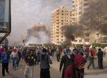 عاجل| أنصار الإخوان يطلقون الشماريخ على الناخبين أمام لجنة ببني سويف