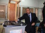 وزير الرياضة : نسبة التصويت فى الانتخابات تجاوزت الأعداد المشاركة بالاستفتاء
