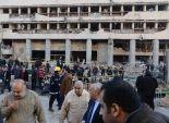 نقل الأعمال الإدارية من مديرية أمن القاهرة الى حلوان