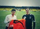 ادم منصور أول حارس مصري في الدوري الإسكتلندي