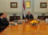 منصور يلتقي مدير مكتبة الإسكندرية.. ويؤكد على ضرورة مواصلة العمل وتوسيع الأنشطة