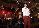 بالصور| عبد الفتاح الجريني يحيي حفل الفالنتين بالتجمع الخامس