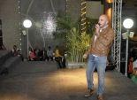 بالصور  حفل محمود العسيلى فى ميتنج بوينت بالتجمع الخامس