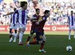 برشلونة يبتعد عن صدارة الدوري الإسباني بالخسارة أمام بلد الوليد