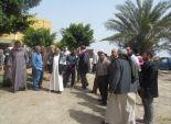 الحاكم العسكري يصل للمتظاهرين من أصحاب المزارع السمكية بدمياط لبحث مطالبهم