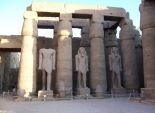 المشرف العام على آثار مصر العليا ينفى انهيار أي أجزاء من معبد الكرنك بالأقصر