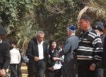 بالصور  الدبلوماسيون ورجال السياسة والفن والإعلام في جنازة نائب رئيس الطائفة اليهودية