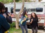 بالصور| هند صبري وامينة خليل ولارا اسكندر في اغنية تدعي للتفاؤل