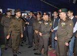 بالصور| وزير الدفاع يشهد الاحتفال بتخريج دفعة جديدة من الضباط الاحتياطيين