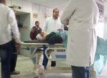 «الوطن» ترصد بكاء وإغماءات أهالى وزملاء الضحايا فى مستشفى الشرطة