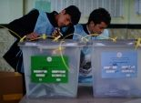 المرشح عبدالله ينال دعم عبد رب رسول سياف في انتخابات أفغانستان الرئاسية