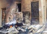 شهود العيان: شباب «بنى هلال» أحرقوا معظم منازل النوبيين