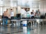 تدريب ضباط مصر للطيران والميناء على استخدام أجهزة الكشف على الحقائب