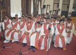 محافظ أسيوط يزور الكنائس ويهنئ القيادات القبطية بعيد القيامة المجيد