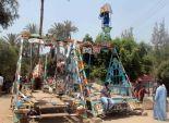 حدائق القناطر تستقبل نصف مليون زائر في شم النسيم مع تخفيض سعر التذاكر