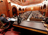 لجنة الشئون العربية والخارجية بالشورى تناقش سياسة مصر الخارجية