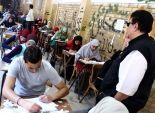 20 حالة غش في امتحانات كليات التجارة والآداب بجامعة بني سويف