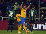 بالصور| ثلاثية يوفنتوس تقربه من لقب الدوري الإيطالي
