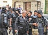 تبادل إطلاق نيران بين 8 مسلحين والشرطة بشارع الهرم