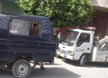 ضبط واحضار سارقى سلاح سائق رئيس مباحث ثان الإسماعيلية