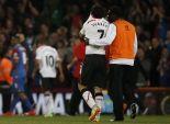 بالصور| دموع لاعبي ليفربول بعد التعادل مع كريستال بالاس والابتعاد خطوة عن اللقب