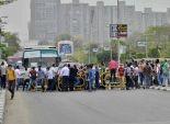 اشتباكات عنيفة بقنابل الغاز و«الشماريخ» بين طلاب الإخوان بـ«الأزهر» والشرطة داخل الحرم الجامعى