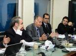 منصور و«بوتين» يتبادلان التهنئة فى اليوبيل الذهبى لتحويل النيل