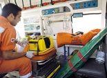 نقل جثمان شهيد فلسطينى من مستشفى الزقازيق الجامعى للعريش