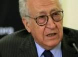 خروقات جديدة للهدنة في سوريا والإبراهيمي ينوي تقديم