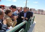 وزير الرياضة : بورسعيد قادرة على استضافة مختلف البطولات الدولية