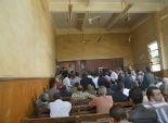 تأجيل إعادة اجراءات 14إخوانيًا في أحداث المجمع الإسلامي لـ23ديسمبر