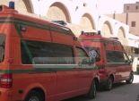 عاجل| 18 سيارة إسعاف لنقل مصابى حادث أتوبيس البحر الأحمر