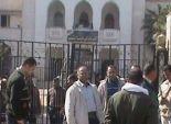 مظاهرة أمام أمن كفر الشيخ اعتراضا على إحالة المنسق العام لـ